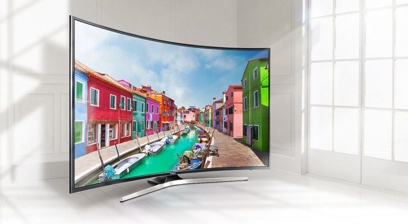 Televizorul LED Curbat Smart Samsung 49MU6202 – ofera divertisment de calitate