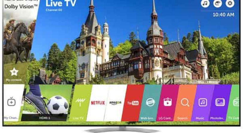 De ce sa achizitionati un televizor smart?