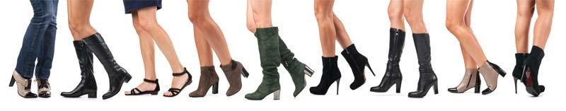 tipuri de papuci